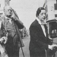 Crowley e Lady Frieda Harris