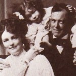 Edith Rose Kelly, Aleister Crowley e sua filha Zaza