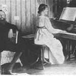 Henri Oedenkoven e Ida Hofmann