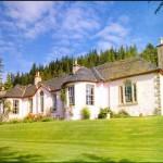 Mansão de A. Crowley em Boleskine, Escócia