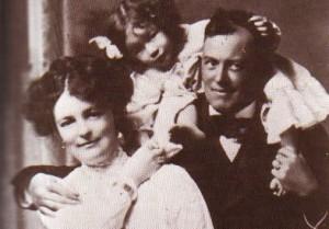 Edith Rose Kelly, Crowley e sua filha Zaza